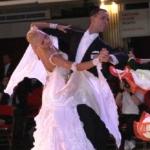 Paolo & Liene Di Lorenzo - Blackpool 2011