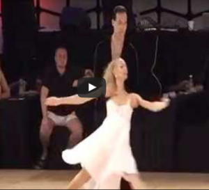 Paolo & Liene Di Lorenzo - US National Professional Classic Show Dance Championship - 2015