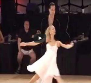 Paolo & Liene Di Lorenzo - US National Professional Classic Show Dance Championship - 2015